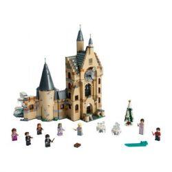 Конструктор LEGO Harry Potter Часовая башня Хогвартса 922 детали (75948) - Картинка 2