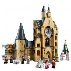 Конструктор LEGO Harry Potter Часовая башня Хогвартса 922 детали (75948) - Картинка 3