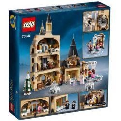Конструктор LEGO Harry Potter Часовая башня Хогвартса 922 детали (75948) - Картинка 5