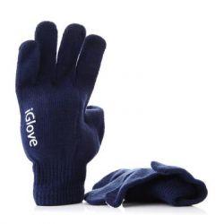 Перчатки для сенсорных экранов iGlove Navy (4822356754399)
