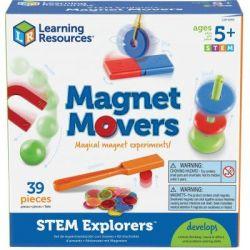 Набор для экспериментов Learning Resources Эксперименты с магнитами (LER9295)