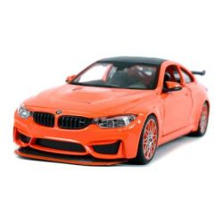 Машина Maisto BMW M4 GTS оранжевый металлик (1:24) (31246 met. orange)