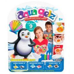 Набор для творчества Aqua Gelz Удивительный дуэт - Змейка и тюлень (40203-02A)