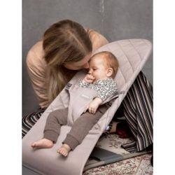 Кресло-качалка Baby Bjorn Balance Sand Grey Mesh (006017А) - Картинка 2