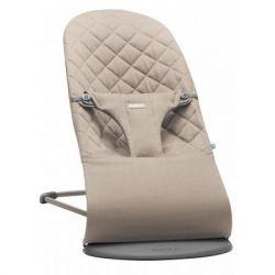 Кресло-качалка Baby Bjorn Balance Sand Grey Mesh (006017А)