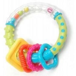 Погремушка Baby Team Чудо-кольцо (8441)