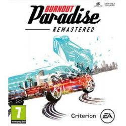 Игра PC Burnout: Paradise. Remastered