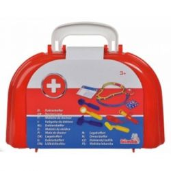 Игровой набор Simba Набор врача 20х13 см 10 предметов (5549757)