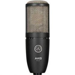 Микрофон AKG P220 Black (3101H00420)