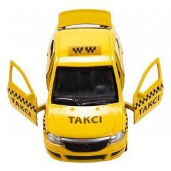 Спецтехника Технопарк Renault Logan Taxi (1:32) (LOGAN-T) - Картинка 2