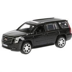 Машина Технопарк Cadillac Escalade черный (1:32) (ESCALADE-BK)
