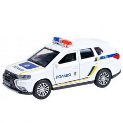 Машина Технопарк Mitsubishi Outlander Police (1:32) (OUTLANDER-POLICE)