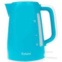 Электрочайник SATURN ST-EK8439 White/Blue