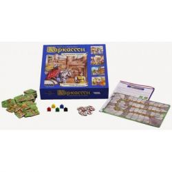 Настольная игра Hobby World Каркассон. Королевский подарок (2019) (915171) - Картинка 3