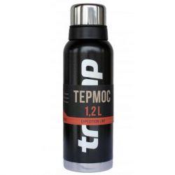 Термос Tramp Expedition Line 1.2 л Black (TRC-028-black) - Картинка 1