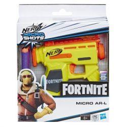 Игрушечное оружие Hasbro Микрошотс Фортнайт (бластер) (E6741_E6750)