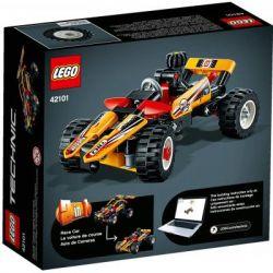 Конструктор LEGO Technic Багги 117 деталей (42101) - Картинка 5
