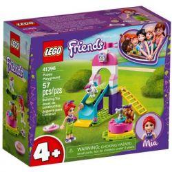 Конструктор LEGO Friends Игровая площадка для щенков 57 деталей (41396)