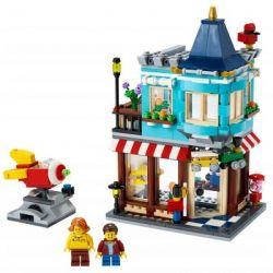 Конструктор LEGO Creator Городской магазин игрушек 554 детали (31105) - Картинка 2