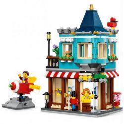 Конструктор LEGO Creator Городской магазин игрушек 554 детали (31105) - Картинка 3