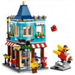 Конструктор LEGO Creator Городской магазин игрушек 554 детали (31105) - Картинка 4