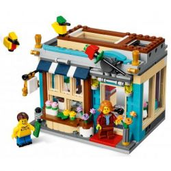 Конструктор LEGO Creator Городской магазин игрушек 554 детали (31105) - Картинка 5