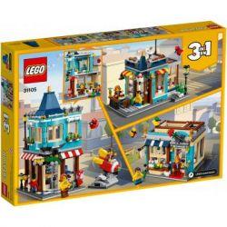 Конструктор LEGO Creator Городской магазин игрушек 554 детали (31105) - Картинка 6