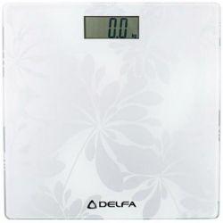 Весы напольные Delfa DBS-6118