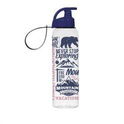 Бутылка для воды Herevin Mountains 0.75 л (161405-430)