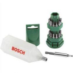 Набор бит Bosch 24 шт + магнитный держатель (2.607.019.503)