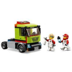 Конструктор LEGO City Great Vehicles Транспортировщик скоростных катеров 238 (60254) - Картинка 3