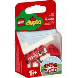 Конструктор LEGO DUPLO Пожарная машина (10917)