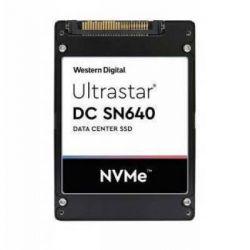 Жесткий диск Накопитель SSD для сервера 1.92TB U.2 PCI-Ex4, NVMe SFF-8639 DC SN640 WD (0TS1961) - Картинка 1