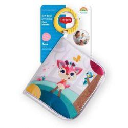 Развивающая игрушка Tiny Love Развивающая книжка Мечты принцессы (1116200458)