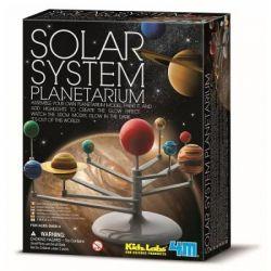 Набор для экспериментов 4М Солнечная система-планетарий (00-03257)