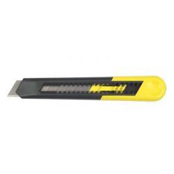Нож канцелярский Stanley 60мм пластик (1-10-151)