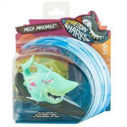 Машина Shreddin' Sharks Фингерборд с фигуркой Mega Maximus (561910)