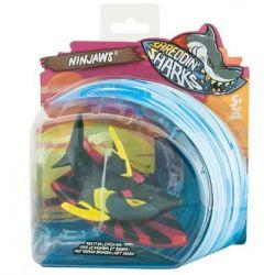 Машина Shreddin' Sharks Фингерборд с фигуркой Ninjaws (561934)