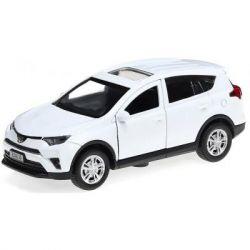 Машина Технопарк Toyota Rav4 Белый (1:32) (RAV4-WH)