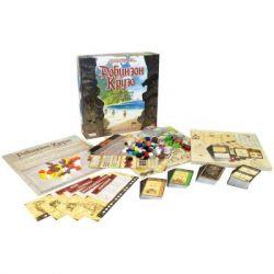 Настольная игра Hobby World Робинзон Крузо: Приключения на таинственном острове (181930) - Картинка 2