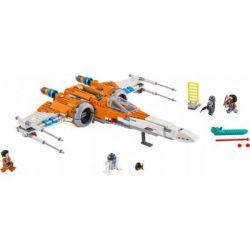 Конструктор LEGO Star Wars Истребитель типа Х По Дамерона 761 деталь (75273) - Картинка 2