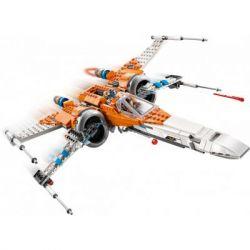 Конструктор LEGO Star Wars Истребитель типа Х По Дамерона 761 деталь (75273) - Картинка 3