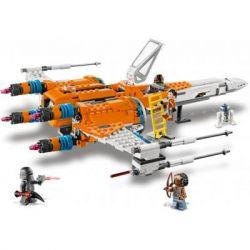 Конструктор LEGO Star Wars Истребитель типа Х По Дамерона 761 деталь (75273) - Картинка 4