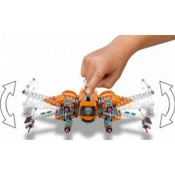 Конструктор LEGO Star Wars Истребитель типа Х По Дамерона 761 деталь (75273) - Картинка 5