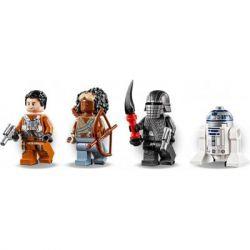 Конструктор LEGO Star Wars Истребитель типа Х По Дамерона 761 деталь (75273) - Картинка 6