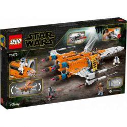 Конструктор LEGO Star Wars Истребитель типа Х По Дамерона 761 деталь (75273) - Картинка 7