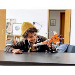 Конструктор LEGO Star Wars Истребитель типа Х По Дамерона 761 деталь (75273) - Картинка 8