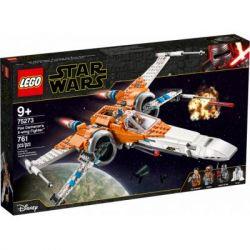 Конструктор LEGO Star Wars Истребитель типа Х По Дамерона 761 деталь (75273) - Картинка 1