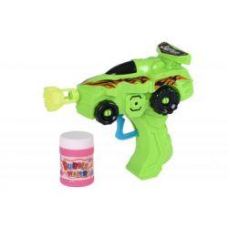 Игровой набор Same Toy Мыльные пузыри Bubble Gun Машинка Зеленая (701Ut-1)