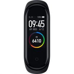 Фитнес браслет Xiaomi Mi Smart Band 4 Black RU